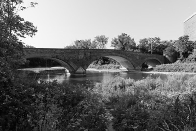 The Old Mill Bridge
