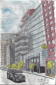 Bloor Street Perspective