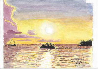 Sunset Cruise, Key West