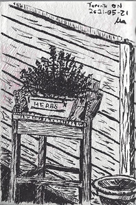 The Herb Box