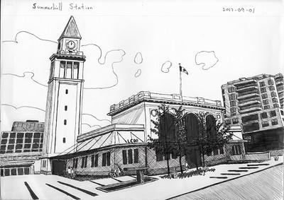 Summerhill Station
