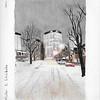 Winter in Etobicoke