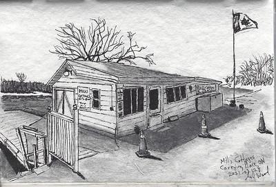 MIlls Cottages, Weller's Bay Channel