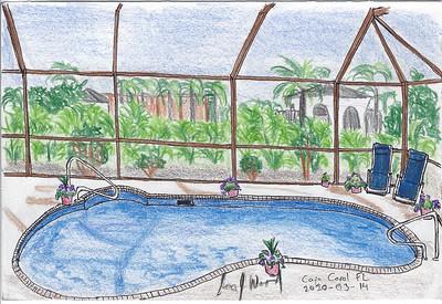 Cape Coral Poolside
