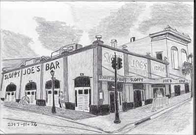 Sloppy Joe's Bar, Key West FL