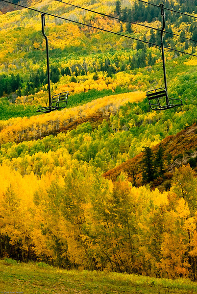 Sunlight Ski Area near Glenwood Springs