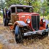 Logging Truck, Bend-Sisters Hwy, OR.