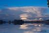 January Sky reflect