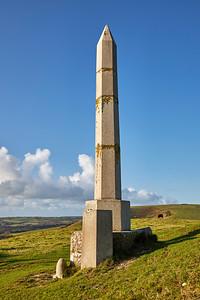 Ballard Down Obelisk