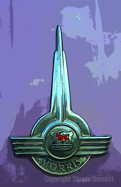 Morris Minor Badge