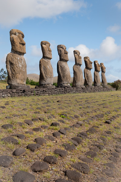Moai - The Travellers - #10