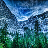 Yosemite Valley National Park Mountains