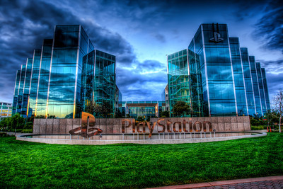 Playstation Building