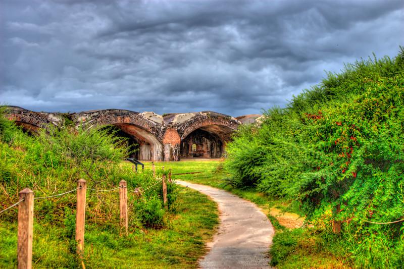 Fort Pickens, Pensacola Florida.