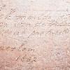 1632 Inscription
