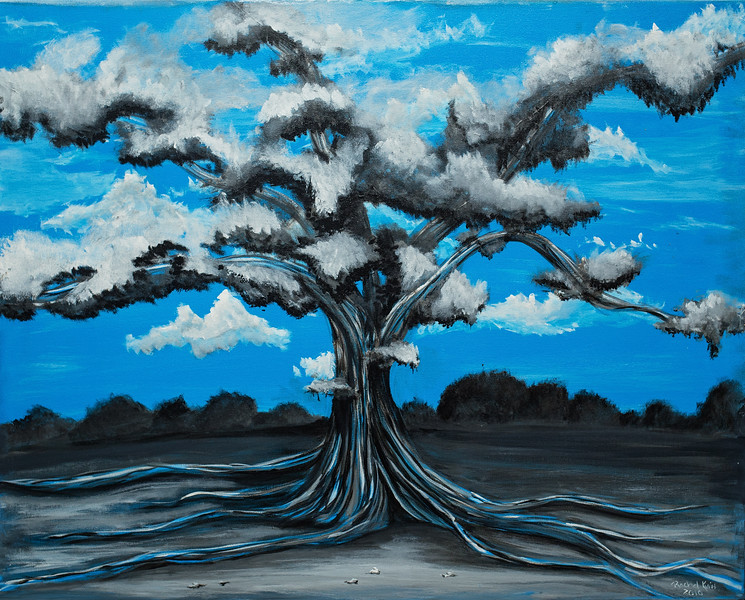 Tree of Earth and Sky