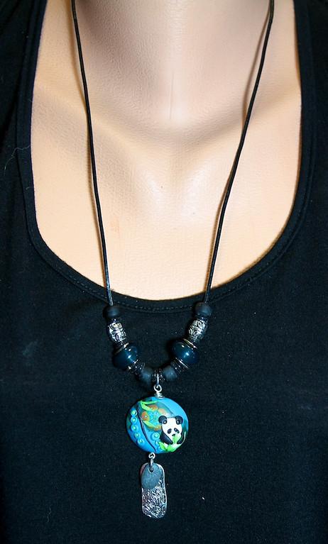Graffiti Jewelry Trunk Show. One of a Kind Jewelry items by Sandra Miller