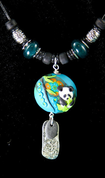 Graffiti Jewelry Trunk Show. One of a Kind Jewelry items by Sandra Miller