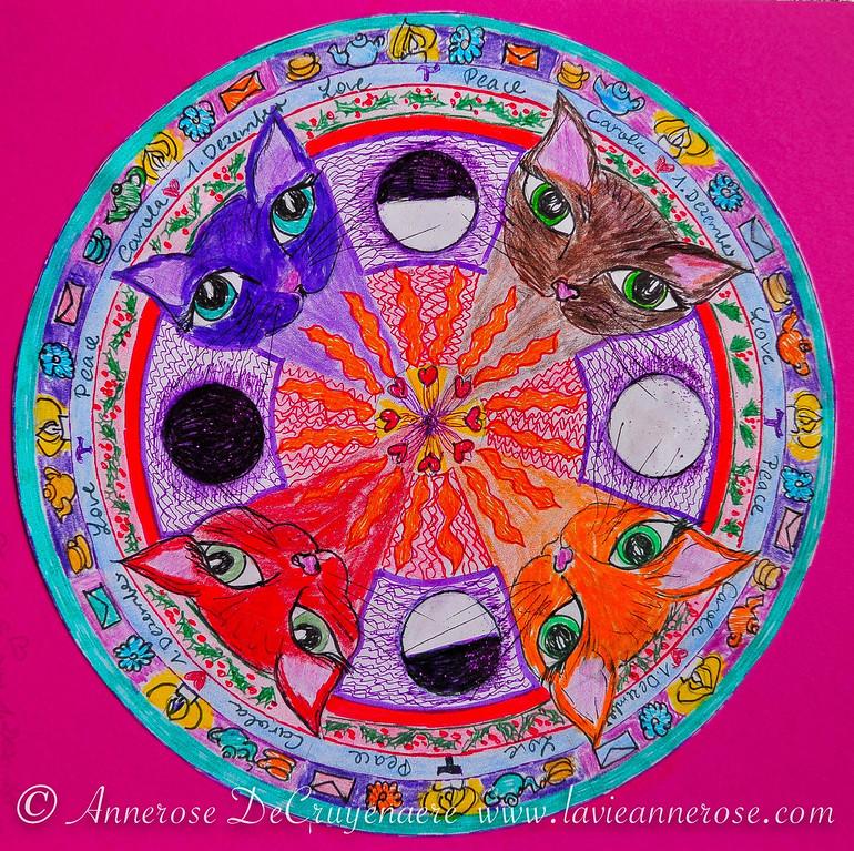 Mandala for Carola