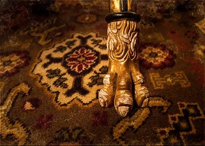 Gold Eagle Leg
