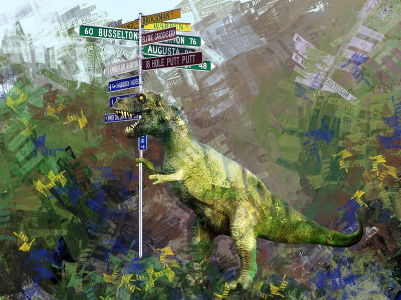 Signosaurus Rex
