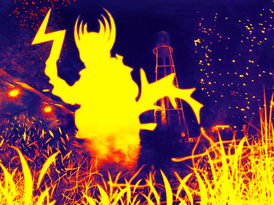 Radioactive Demon