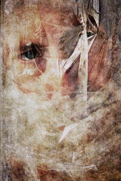 Self Portrait: Cellophane