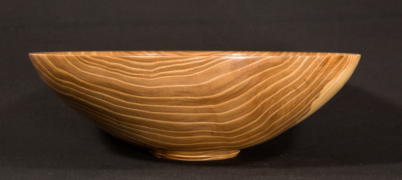 Elm bowl  - $125