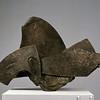 Pedestal Piece, 1990. Cast bronze, 24 x 36 x 12 in.  (9035)