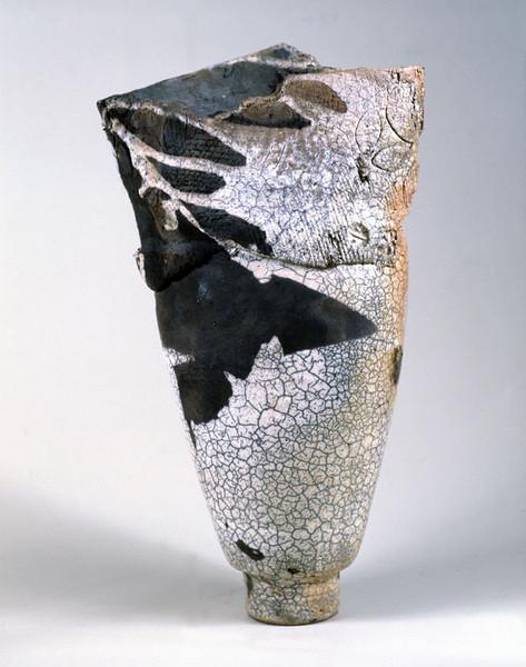 Vase, 82-50, 1982.  19 x 11 x 5.5 in.