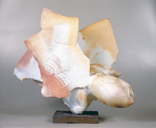 Pedestal Piece 9673, 1996.  29 x 36 x 24 in.