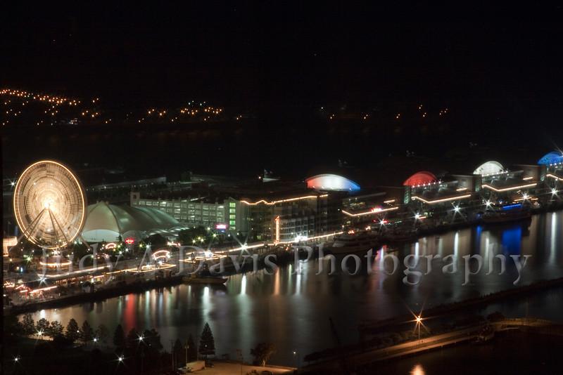 Night Lights<br /> Navy Pier, Chicago