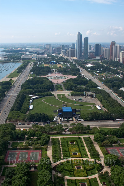 View from 340 On The Park<br /> Chicago