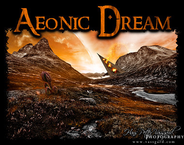 T-shirt design for Aeonic Dream