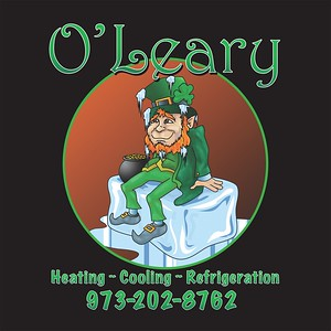 O'Leary Heating and Cooling Logo