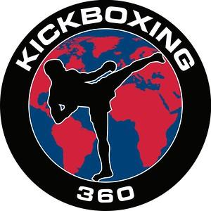 Kickboxing 360 Logo