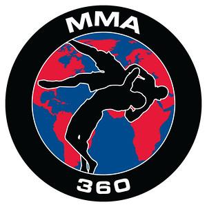 MMA 360 Logo
