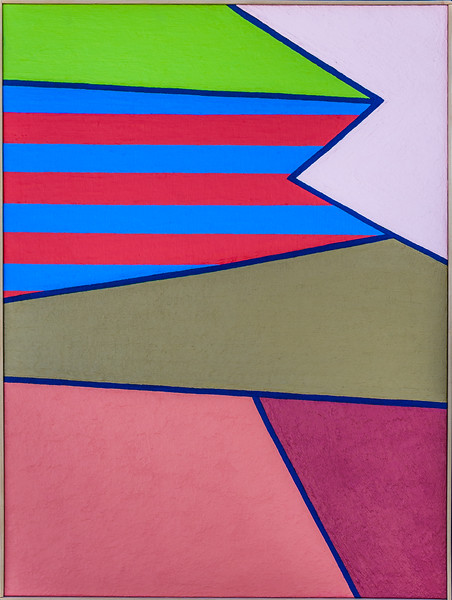 unfolded, 40x30, $750