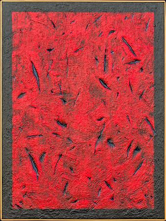Scars, 30x40, $750