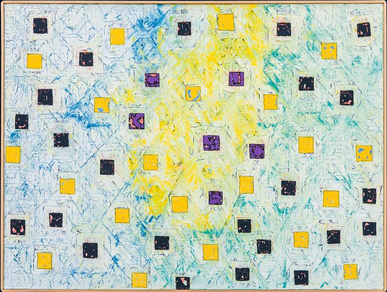 Yellow, 30x40, $750
