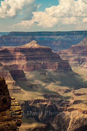 Awe-Inspiring Grand Canyon in Arizona, Judy A Davis Photography, Tucson, Arizona