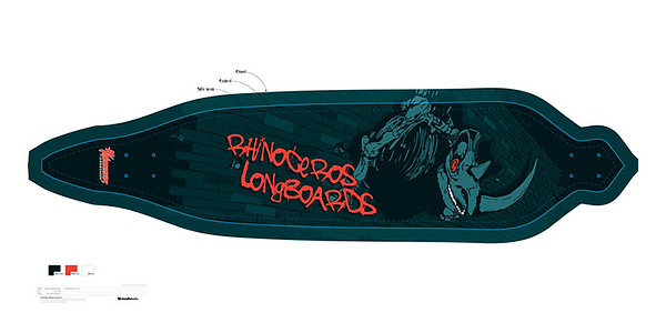 Rhinoceros Longboards