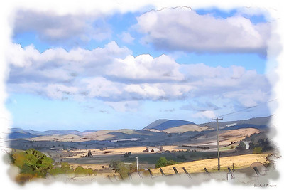 Fields, Tasmania