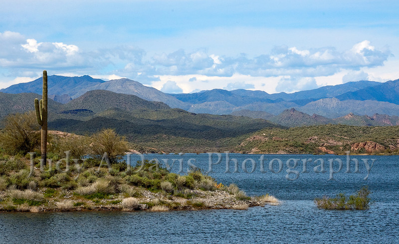 Lake Pleasant, Phoenix, Arizona, Judy A Davis Photography