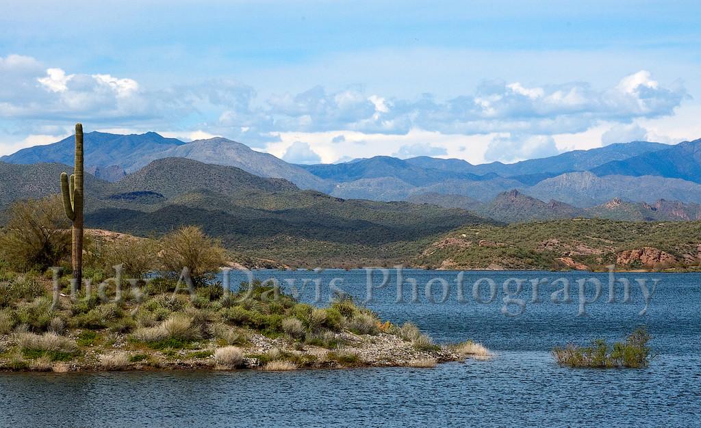 Lake Pleasant, Phoenix, Arizona, Judy A Davis Photography