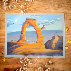 Delicate-Arch-Sunset03