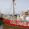 The Columbia in Astoria, Oregon
