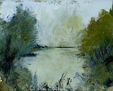 Forgotten Pond (9 x 12)