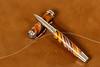 Cocobolo Jr. Statesman Rollerball Pen