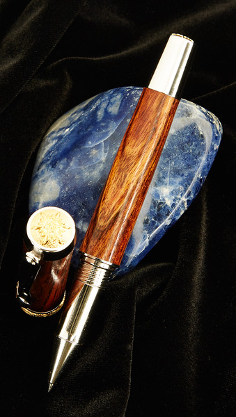 Statesman Rollerball in Chechen wood